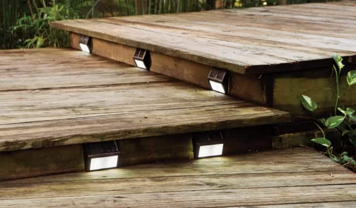 best solar step lights