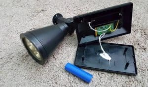What Types of Batteries for Solar Lights