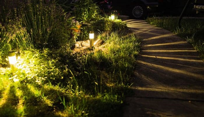 best solar lights for shade