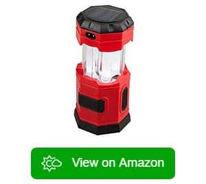 4 Pack Inflatable Solar Light Frosted Outdoor Camping Lamp Lantern Waterproof Rechargeable Emergency Light for EMGC Hiking Travel and D/écor