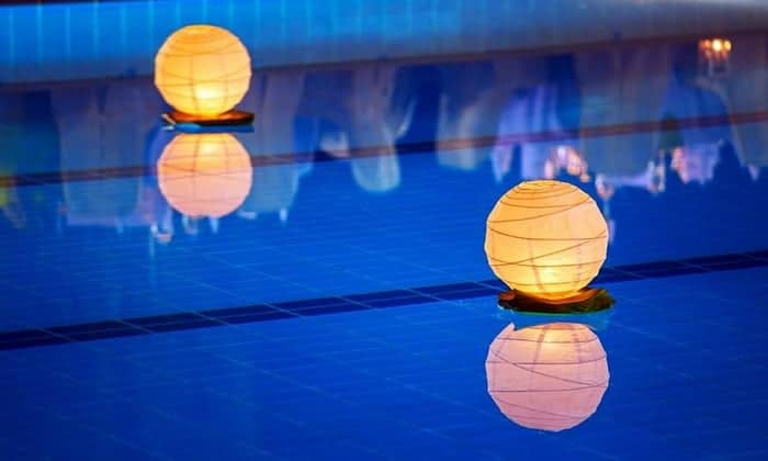 best solar powered pool lights