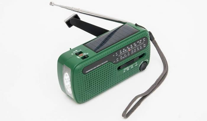 best-solar-powered-radio