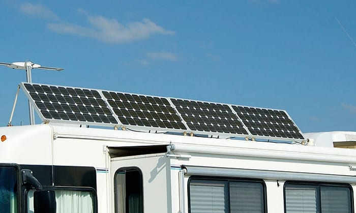 best portable solar panels for rv