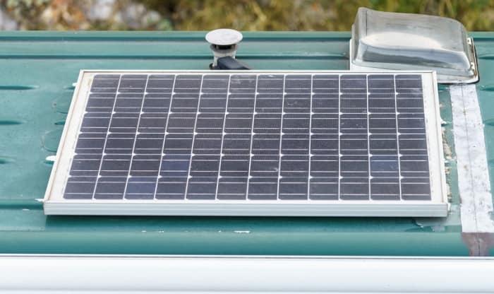 van-solar-panel