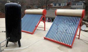 best solar water heater