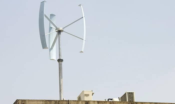 Vertical-Axis-Wind-Turbine