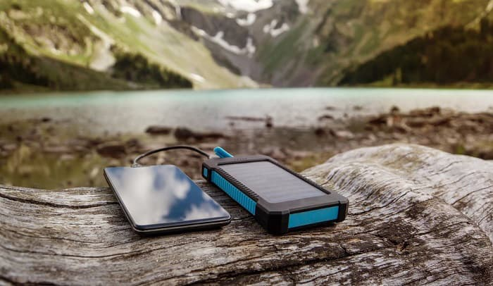 best solar power bank for camping