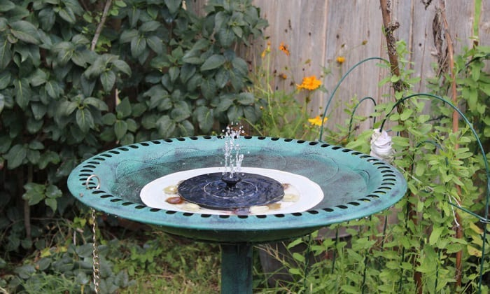 best-solar-fountain