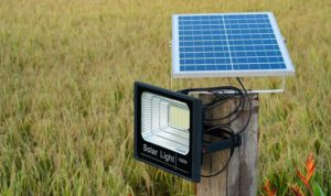 how to fix broken wire on solar lights