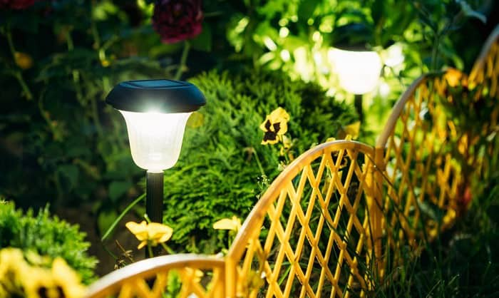 how to make solar garden lights brighter